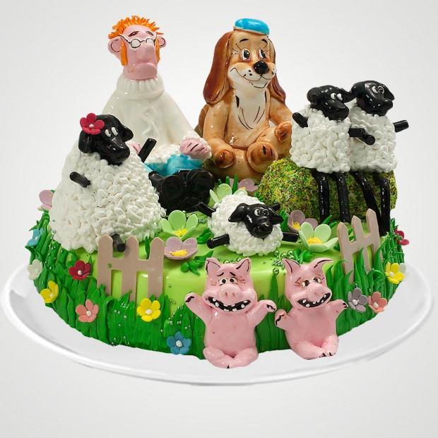 Детские торты стелси фото
