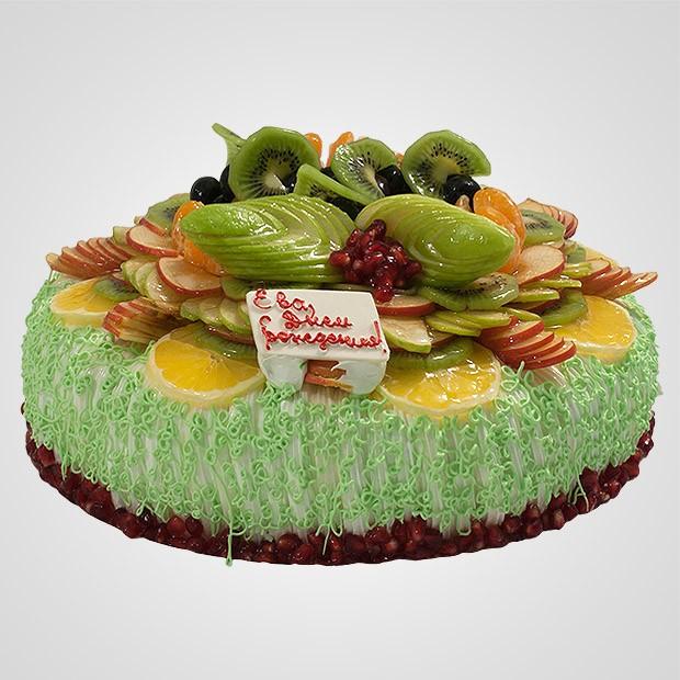 Торт медовый диетический фото 2